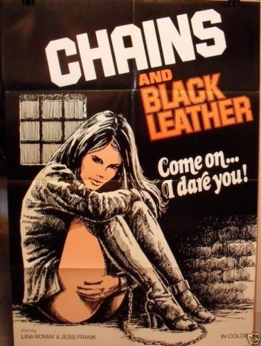 Chains and Black Leather (Better Quality) (1975) cover