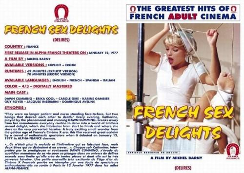 Delires Porno (1977) cover