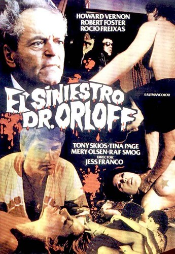 El siniestro doctor Orloff (1984) cover
