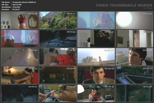 El siniestro doctor Orloff (1984) screencaps