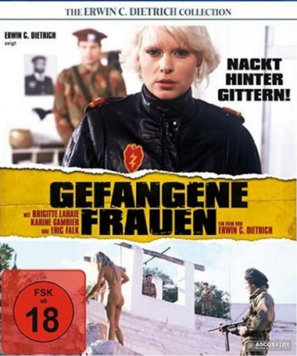 Gefangene Frauen (Better Quality) (1980) cover