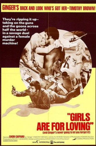 Girls Are for Loving (Better Quality) (1973) cover