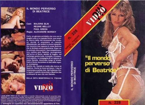 Il Mondo Perverso di Beatrice (1982) cover