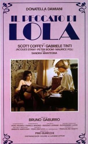 Il peccato di Lola (1984) cover