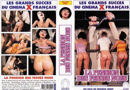 La Pension des fesses nues (1980) cover
