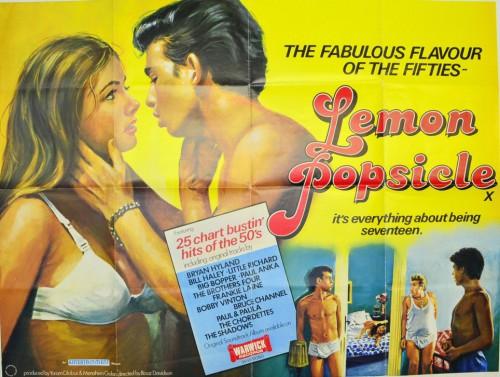 Lemon Popsicle (1978) cover