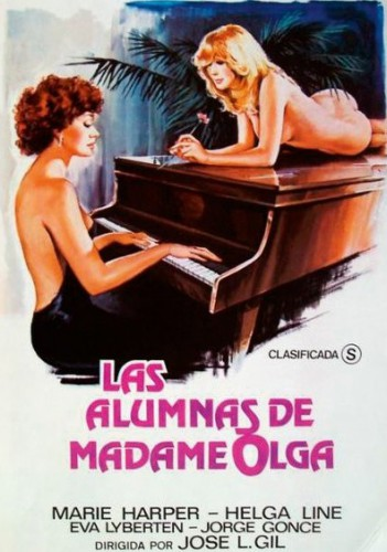 Madame Olgas Pupils (Better Quality) (1981) cover
