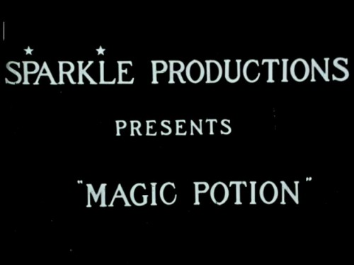Magic Potion (1972) cover