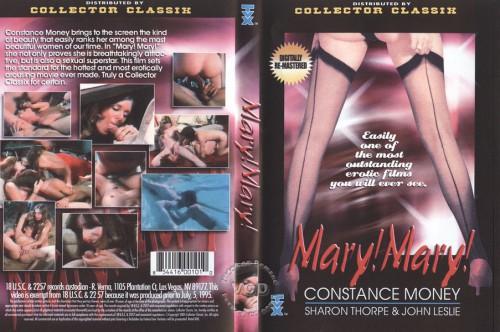 Mary Mary (1977) cover