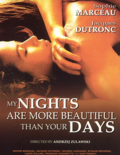My Nights Are More Beautiful Than Your Days (1976) cover