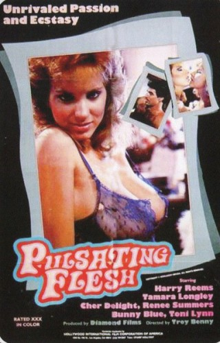 Pulsating Flesh (1987) cover