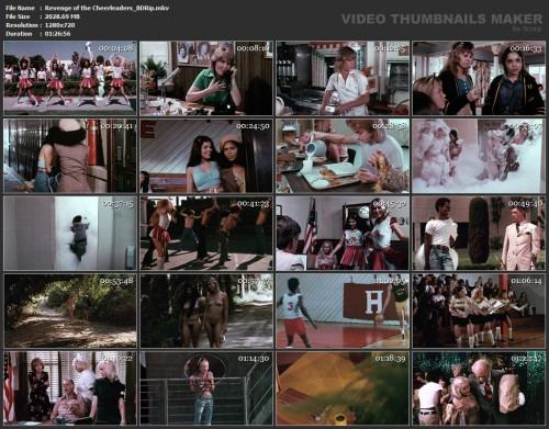 Revenge of the Cheerleaders (BDRip) (1976) screencaps