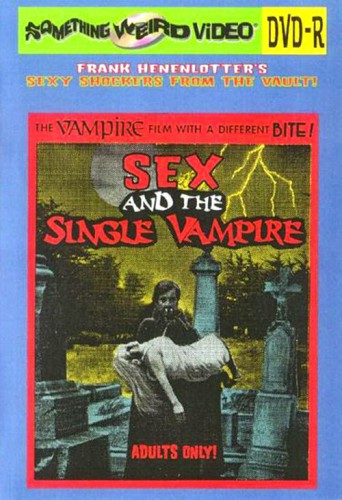 Sex and the Single Vampire (1970) cover