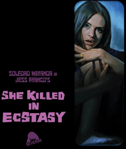 She Killed in Ecstasy (Better Quality) (1971) cover