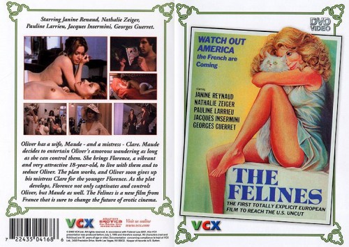 The Felines (1985) cover