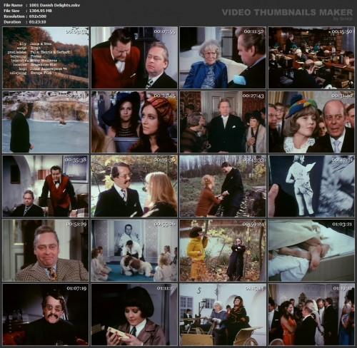 1001 Danish Delights (1972) screencaps