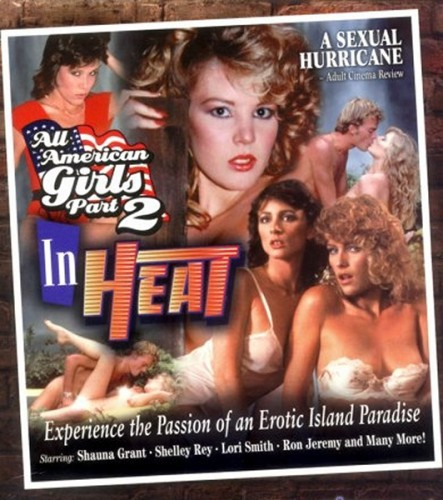 All American Girls 2: In Heat (Better Quality) (1983) cover