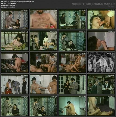 Animatrice pour couples deficients (1980) screencaps