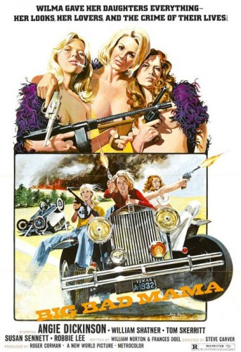 Big Bad Mama (1974) cover
