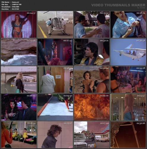 Guns (1990) screencaps