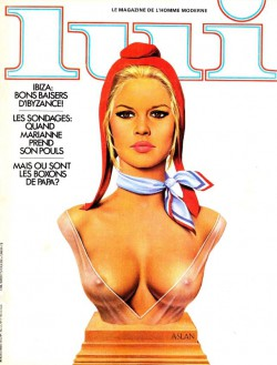 LUI France 03 (1973) (Magazine) cover