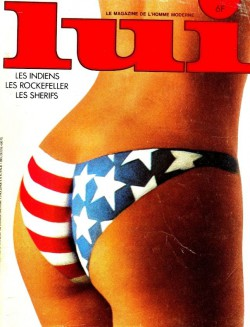 LUI France 05 (1977) (Magazine) cover