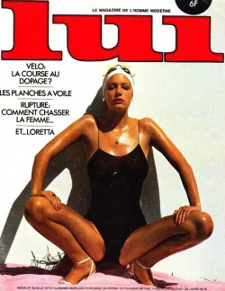 LUI France 07 (1977) (Magazine) cover
