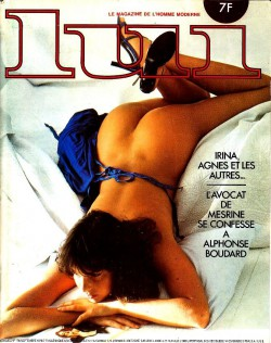 LUI France 09 (1978) (Magazine) cover