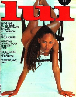 LUI France 09 (1980) (Magazine) cover