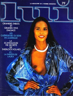 LUI France 10 (1979) (Magazine) cover