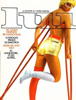 LUI France 11 (1976) (Magazine) cover