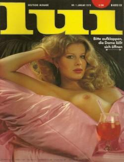 LUI German 01 (1979) (Magazine) cover