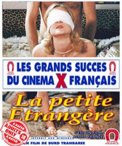 La petite Etrangere (1981) cover