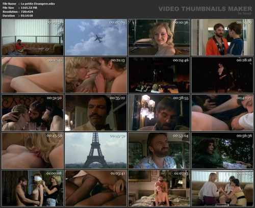 La petite Etrangere (1981) screencaps