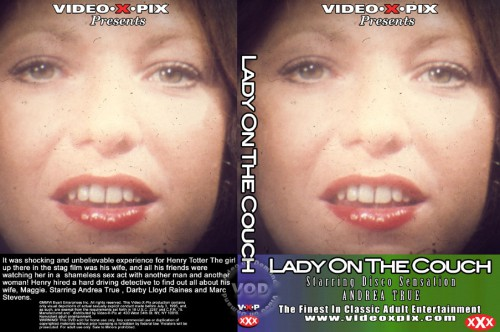 Lady on the Couch (1974) cover