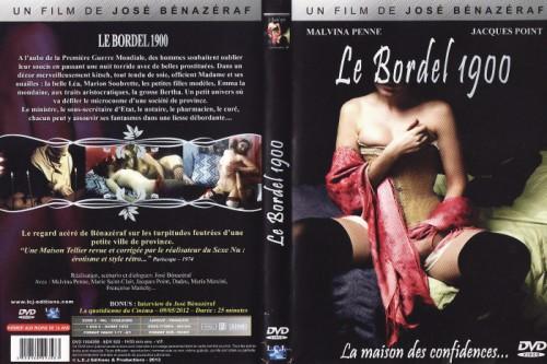 Le bordel, 1ere epoque 1900 (1974) cover