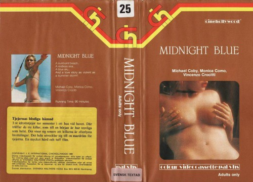 Midnight Blue (1979) cover