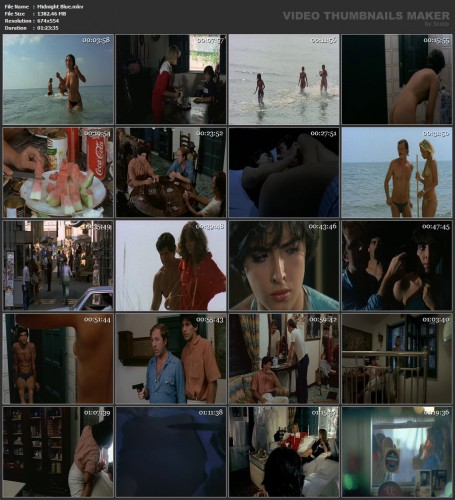 Midnight Blue (1979) screencaps