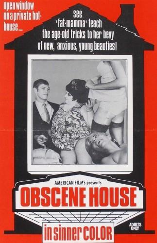 Obscene House (1969) cover
