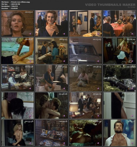 Private Love Affairs (1993) screencaps