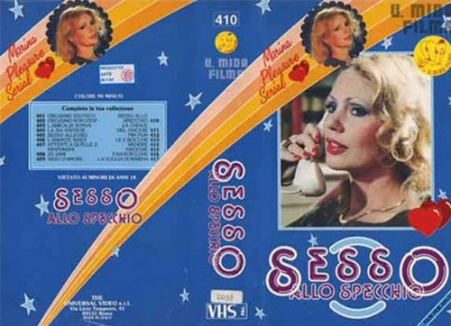 Sesso Allo Specchio (1984) cover