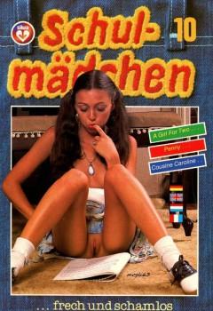 Silwa Schulmadchen 10 (Magazine) cover