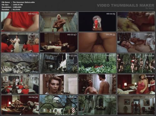 The Amorous Sisters (1982) screencaps