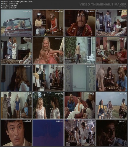 The Granddaughters Model (1971) screencaps