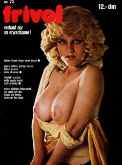 frivol 72 (Magazine) cover
