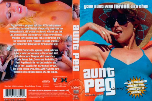 Aunt Peg (1980) cover