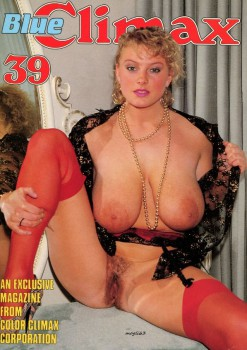 Blue Climax 39 (Magazine) cover