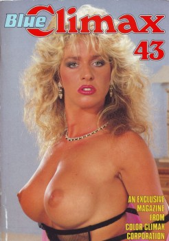 Blue Climax 43 (Magazine) cover