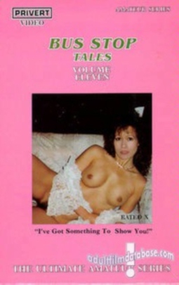 Bus Stop Tales 11 (1990) cover