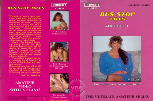 Bus Stop Tales 14 (1991) cover
